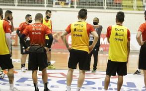 Joinville embarca para segundo compromisso pela Liga Nacional
