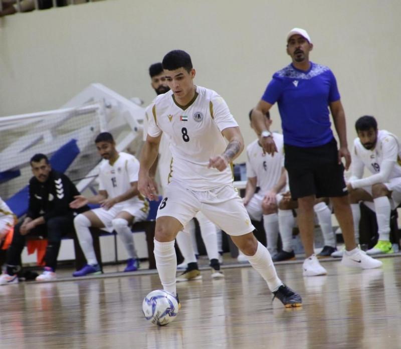 Crédito: Mleehaclub - Jovem brasileiro faz sucesso no futsal árabe