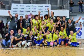 #tbt vamos relembrar o primeiro GrandPrix Futsal Feminino