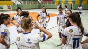 Barateiro entra na última semana de preparação para a estreia no Novo Futsal Feminino Brasil