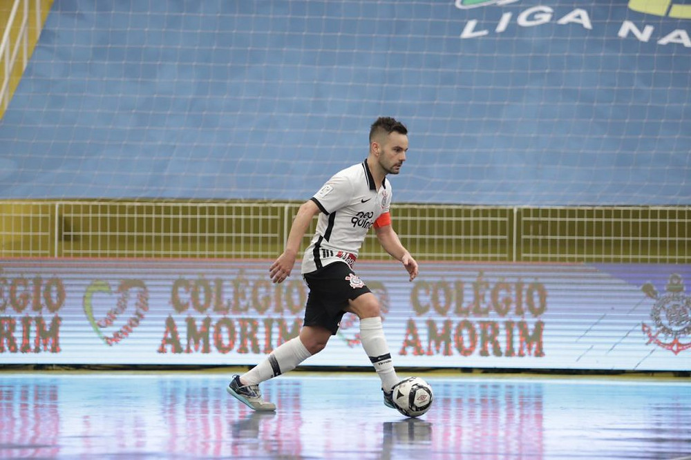 Crédito: Yuri Gomes - Deives renovou com o Corinthians para 2021