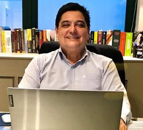 Dr. Wágner Dantas é o novo Presidente do TJD de Futsal/RJ