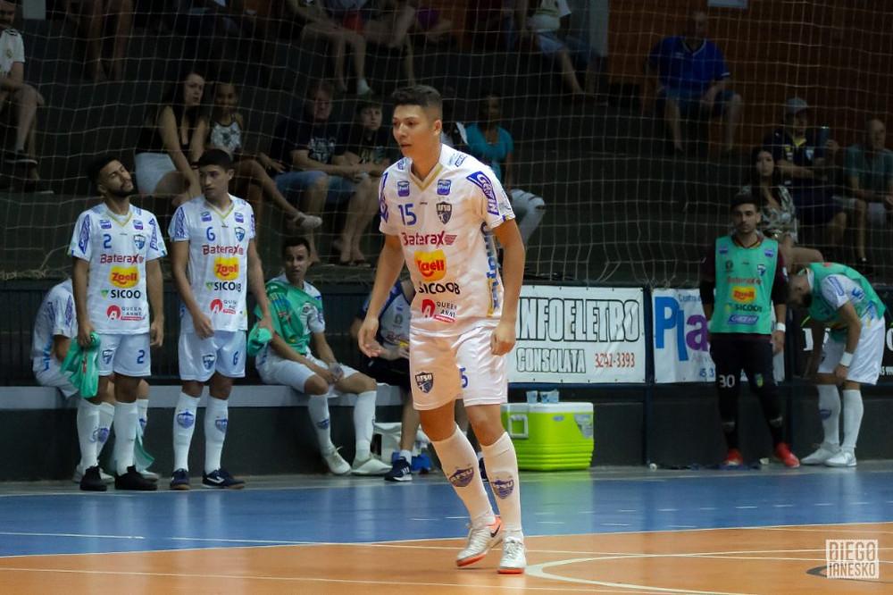 Crédito: Diego Lanesko - Ouchita está de volta ao Umuarama nesta temporada