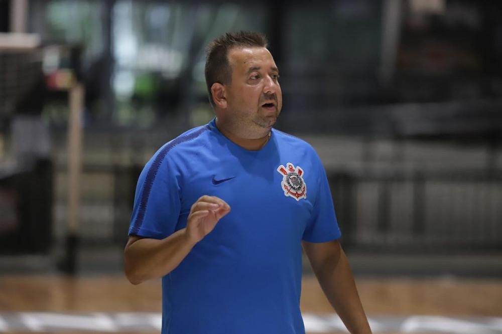Crédito: Yuri Gomes - André Bié no comando do Timão em mais uma temporada
