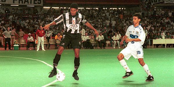 Crédito: Estado de Minas - Manoel Tobias fez 52 gols pelo Atlético/MG em 1999