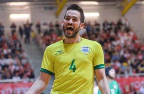 Filho do ex-goleiro do Santa Cruz volta a ser convocado para a Seleção Brasileira de Futsal
