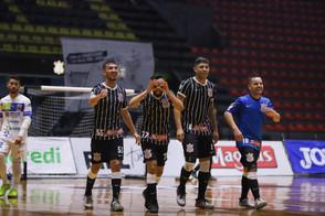 Corinthians vence São José no jogo de ida das oitavas de final da Copa do Brasil