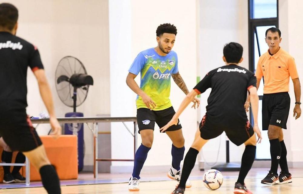 Crédito: PTT Bluewave-Chonburi Futsal - Chico é o mais novo reforço do Joaçaba