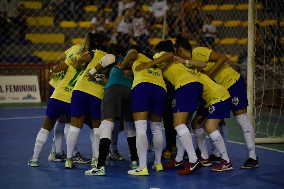 Crédito: Fom Conradi - Amistoso entre Brasil e Paraguai em Lages-SC.