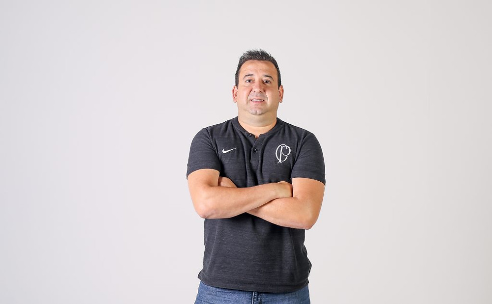 Crédito: Rodrigo Coca - André Bié seguirá no comando do Corinthians