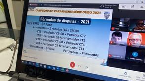 Clubes definem a fórmula de disputa da Série Ouro do Paranaense