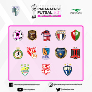 Campeonato Paranaense Feminino Série Prata 2021