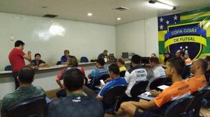 Modalidades coletivas se unem para elaborar protocolo e tentar retorno em Goiás