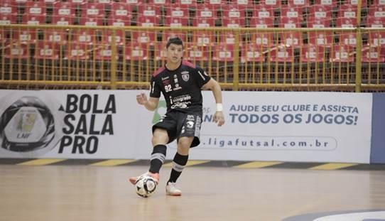 Crédito: Alisson Lima - Campo Mourão perdeu na estreia da LNF 2020