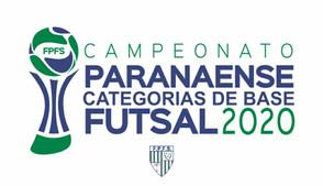 Federação Paranaense cancela as competições de base do sub7 ao sub17 em razão do covid-19