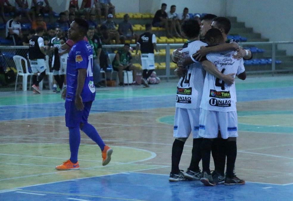 Crédito: Divulgação/Victor Costa - JES foi campeão piauiense de futsal em 2019