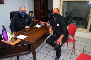 Deputado ouve as reivindicações da Federação Catarinense e clubes para a volta dos jogos
