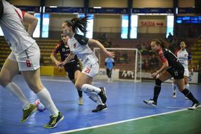 Amanhã acontece a grande final da Supercopa de Futsal Feminina