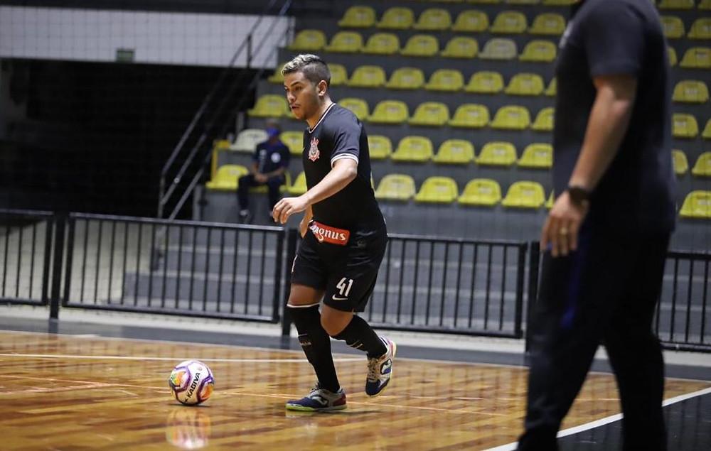 Crédito: Yuri Gomes - Jogador estava no Corinthians
