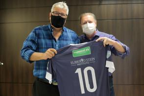 Stein Cascavel Futsal formaliza parceria com a Unimed Cascavel
