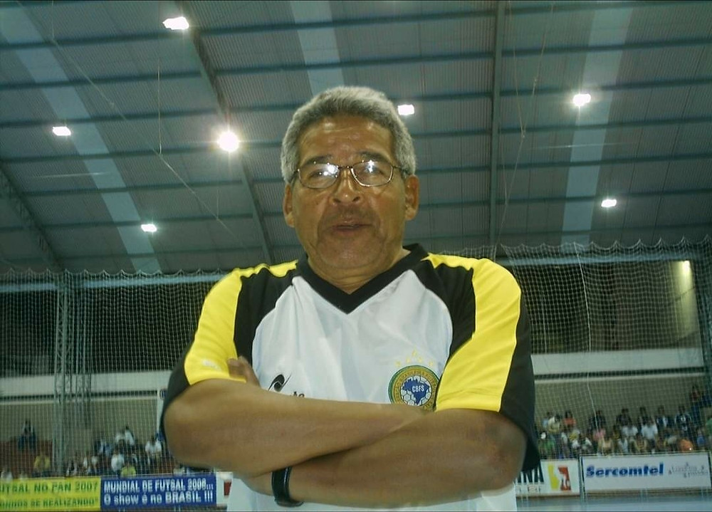 Crédito: Alexandre Marques - Árbitro Ubirajara ginásio UNOPAR jogo da Liga Nacional Feminino