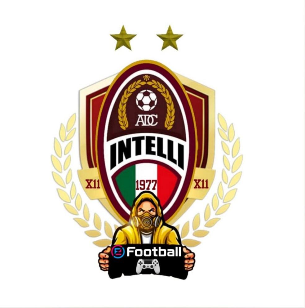 Equipe apresentou o símbolo que representará a parceria no futebol virtual