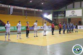 Brasília vence Apaefs no primeiro jogo da 2ª fase da Copa do Brasil Sicredi de Futsal