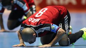 Egito e Marrocos classificados para a Copa do Mundo FIFA de Futsal 2020