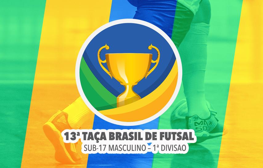 A cidade de Criciúma recebe a 13ª Edição da Taça Brasil Sub-17 Masculino 1ª Divisão