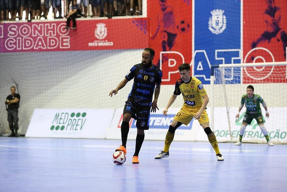 Crédito: Mauricio Moreira - Pato venceu o Jaraguá na Semifinal e se classificou para as Finais da LNF2019