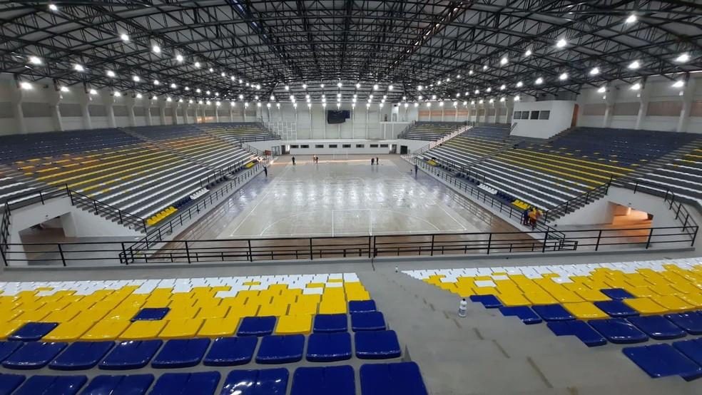 Crédito: Pró Sports - Ginásio de Santarém está na fase final