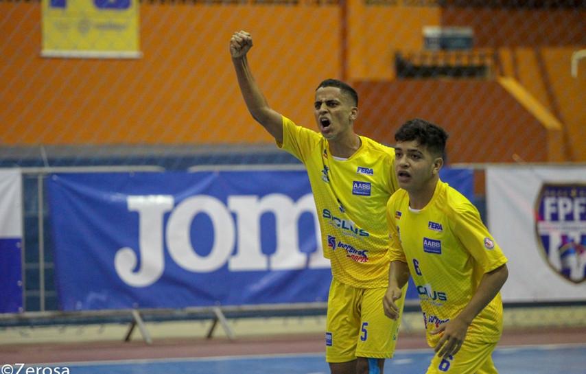Mais quatro jogos movimentam 2ª rodada da Taça Brasil Sub-20, na Capital pernambucana