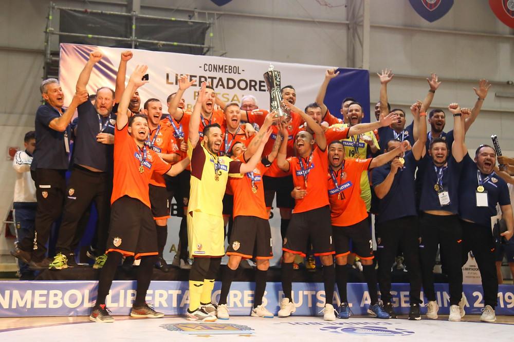 Crédito: Ulisses Castro - ACBF foi campeã da última edição da Libertadores, que ocorreu na Argentina em 2019