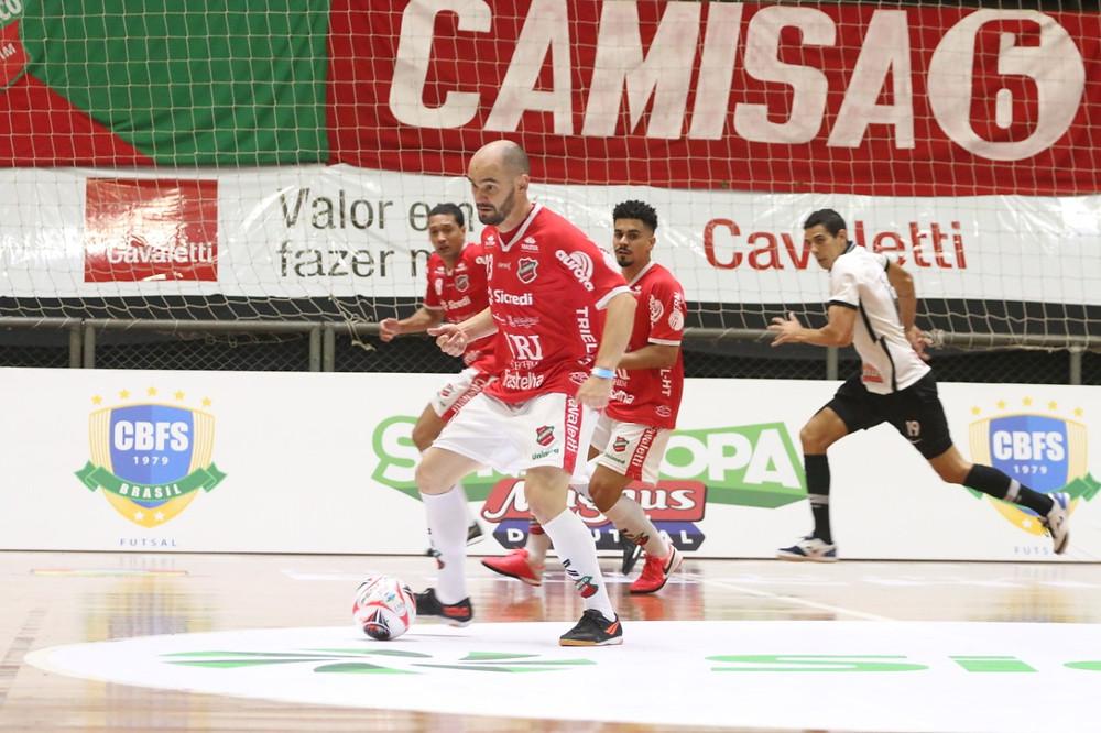 Crédito: Edson Castro - Galo vai enfrentar o Corinthians na disputa por uma vaga na grande final da competição