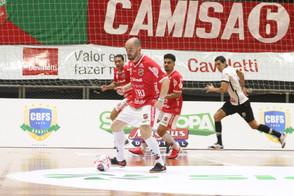Atlântico disputa semifinal da Supercopa Magnus de Futsal neste sábado