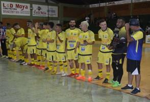 Apaefs de Dourados estreia nesta quinta na Copa do Brasil Sicredi de Futsal