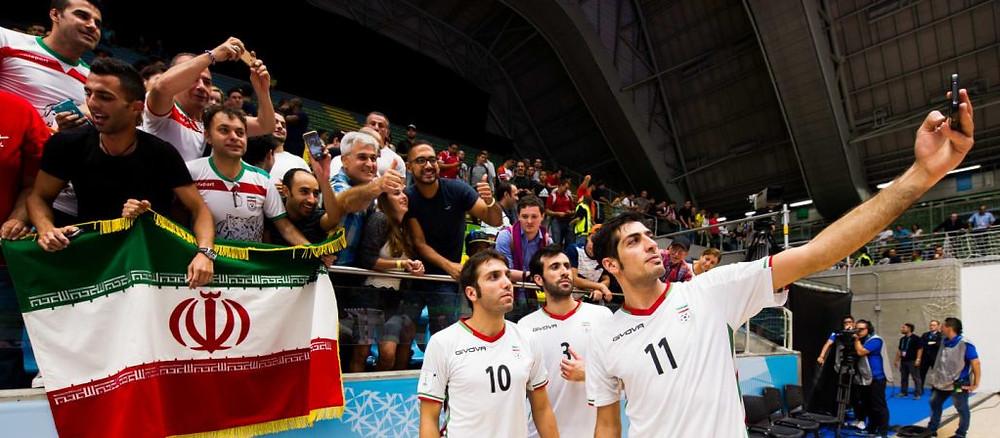 Crédito: Getty Images - Irã irá participar mundial da Lituânia