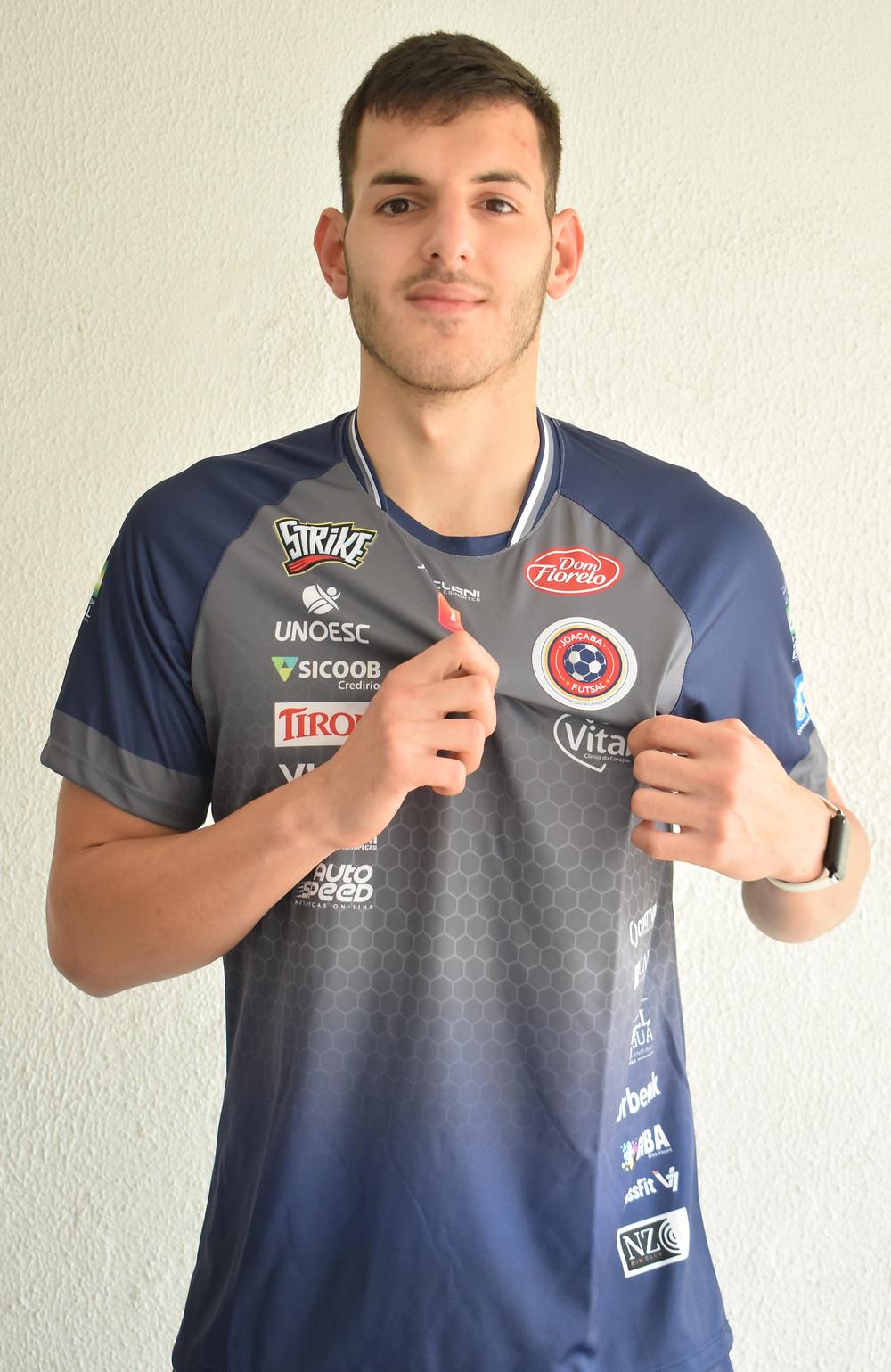 Crédito: Mayelle Hall - Tiago Loose reforça a equipe para a LNF, Paranaense e Taça Brasil Siccredi