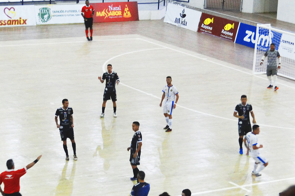 Crédito: Sonora Comunicação -  Copa Norte e a primeira competição no ginásio Poliesportivo de Santarém
