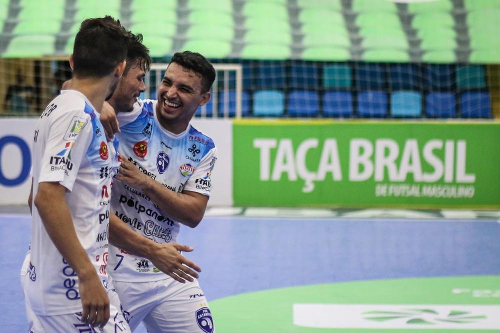 Crédito: Leonardo Hubbe - Foz Cataratas enfrentará ARUC na semifinal da Taça Brasil Sicredi