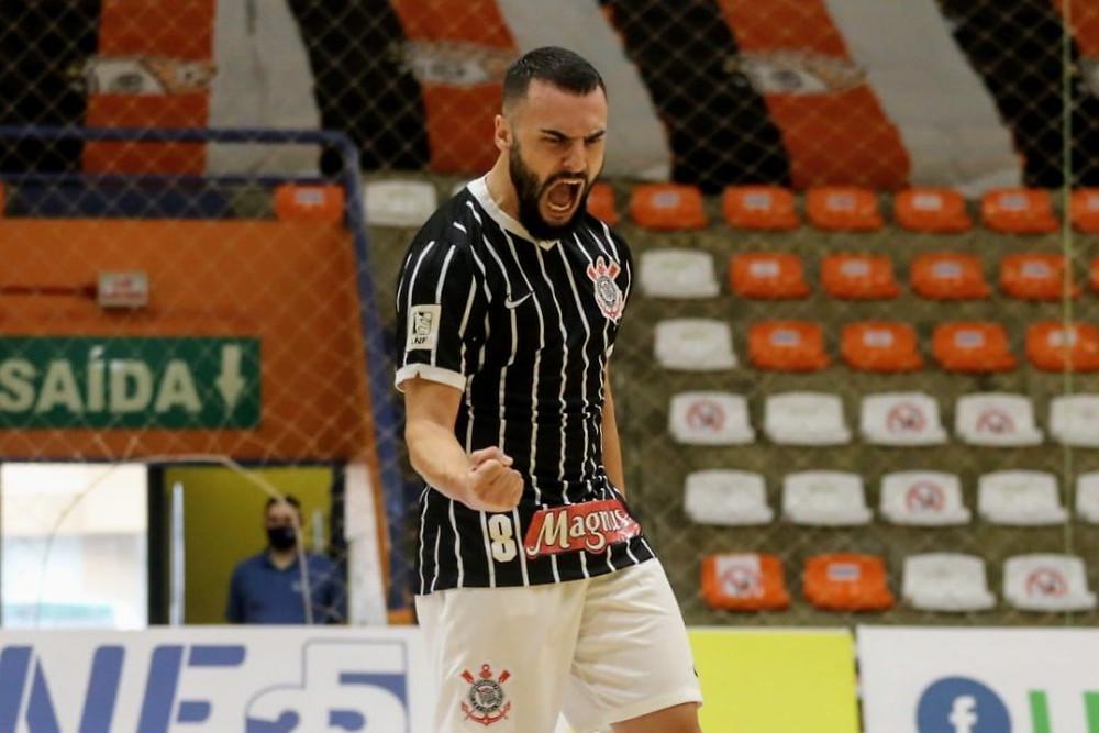 Crédito: Yuri Gomes - Murilo disputou a final da LNF 2020