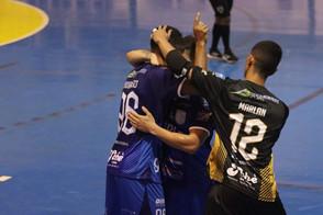 Brasília representará DF pela segunda vez na Liga Futsal