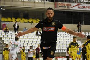 Magnus recebe o Jaraguá buscando a reabilitação na Liga Nacional de Futsal