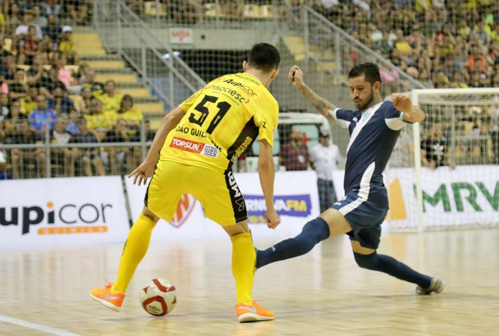 Crédito: Lucas Pavin - Única aparição do Jaraguá em 2020 foi no amistoso contra a Guatemala.