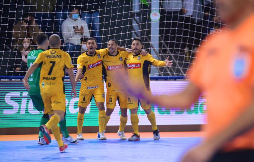 Magnus Futsal vence Cascavel e está na final da Taça Brasil Sicredi