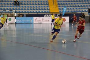 Seleção Feminina de Futsal enfrentará a Espanha em fevereiro