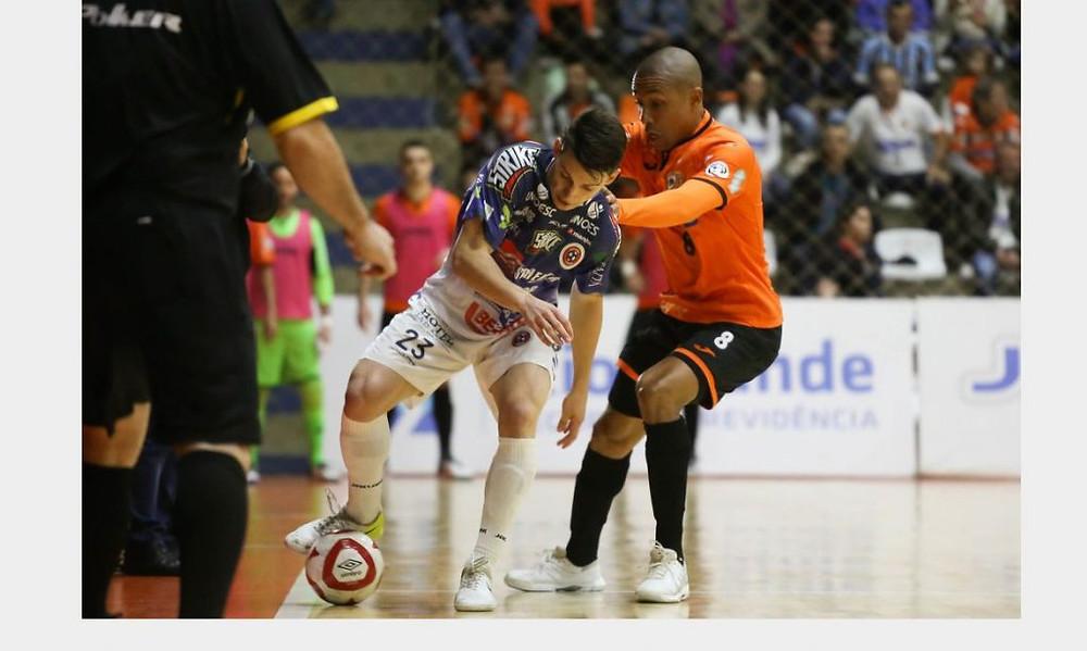 Crédito: Ulisses Castro - Carlos Barbosa, terra da ACBF, recebeu o título de Capital Nacional do Futsal, publicado no Diário Oficial da União