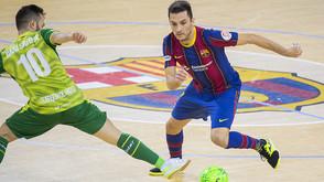 Barça e Inter FS vão jogar a Supertaça Espanhola em fevereiro
