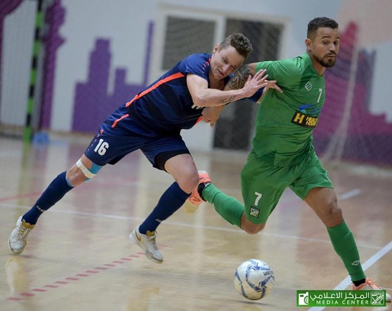 Crédito: Divulgação - Último clube de Éder foi o Al Yarmouk, do Kuwait