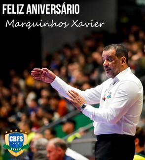Feliz Aniversário Marquinhos!!